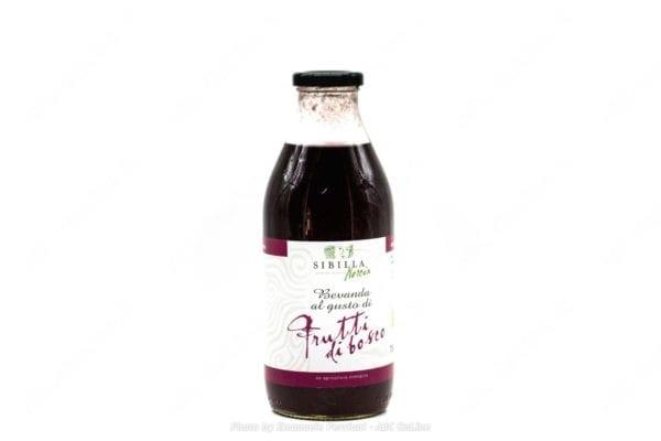 Bevanda ai frutti di bosco bio 750g