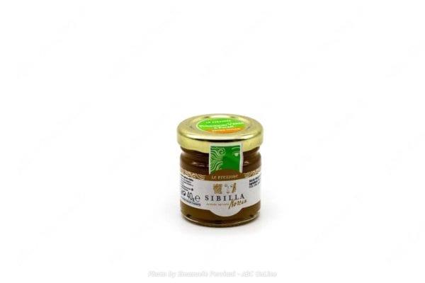 Salsa dolce pomodori verdi e fichi 40g